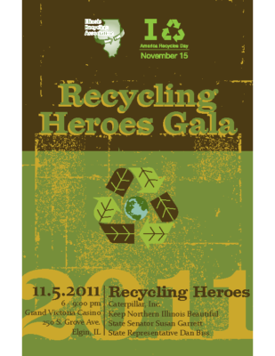 2011 Recycling Heroes Gala Program