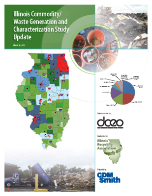 Illinois Commodity/Waste Generation and Characterization Study Update (March 2015)