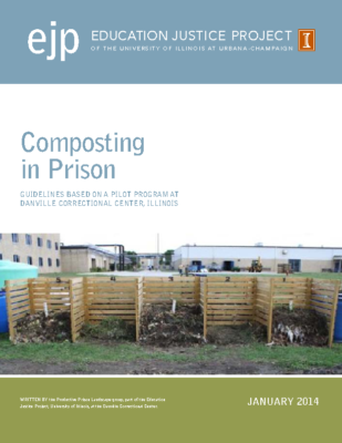 Composting In Prison – January 2014