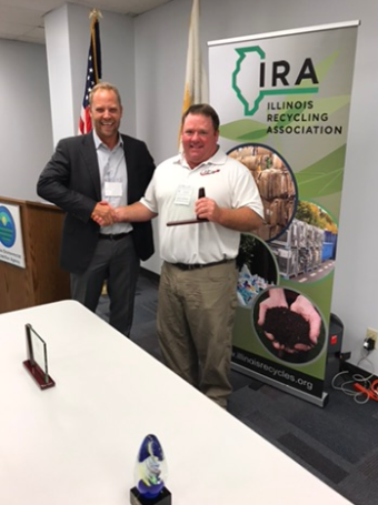 Illinois Corrections Institute2019 Recycler of the Year
